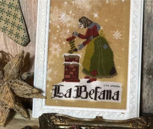 click here to view larger image of La Befana (accessory)