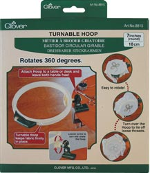 click here to view larger image of CloverTurnable Hoop (accessory)